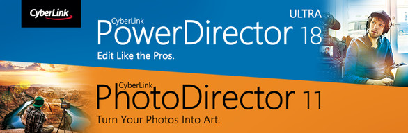 CyberLink Video & Photo Editing Solution