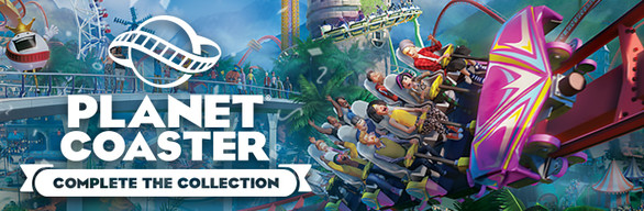 Planet Coaster: Complete the Collection