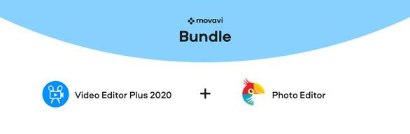 Movavi Video Editor Plus 2020 + Movavi Photo Editor