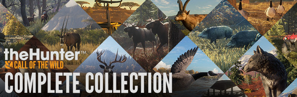 theHunter: Call of the Wild™- Complete Collection