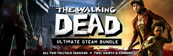 The Walking Dead – Ultimate Steam Bundle