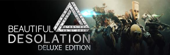 BEAUTIFUL DESOLATION - Deluxe