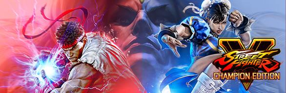 Street Fighter V – Champion Edition