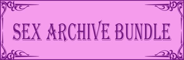 Sex Archive Bundle