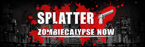Splatter - Zombiecalypse Now Deluxe Edition