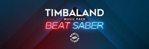 Beat Saber - Timbaland Music Pack