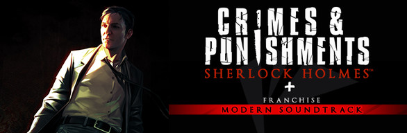 Sherlock Holmes: Crimes and Punishments + Soundtrack Collection