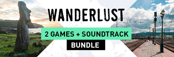 Wanderlust: Travel Stories + Wanderlust: Transsiberian + Soundtrack Bundle