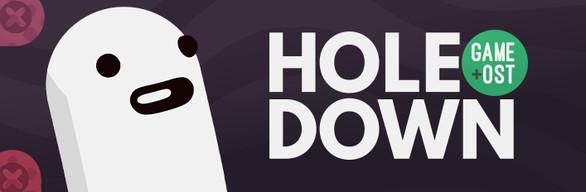 holedown game + soundtrack bundle