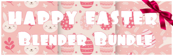 Easter Blender Bundle for Gifts