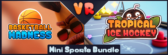 Mini Sports VR Games Bundle