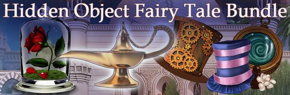 Hidden Object Fairy Tale Bundle