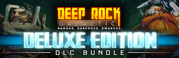 Deep Rock Galactic: Deluxe Edition