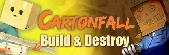 Cartonfall: Build & Destroy