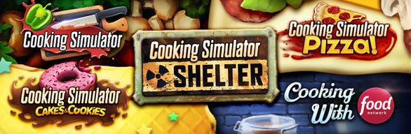 Cooking Simulator Complete Bundle!