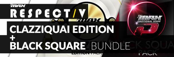 Clazziquai Edition + Black Square Bundle