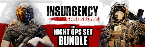 Insurgency: Sandstorm - Night Ops Set