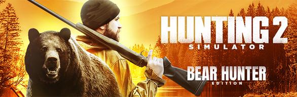 Hunting Simulator 2 Bear Hunter Edition