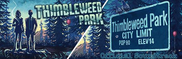 Thimbleweed Park Soundtrack Edition