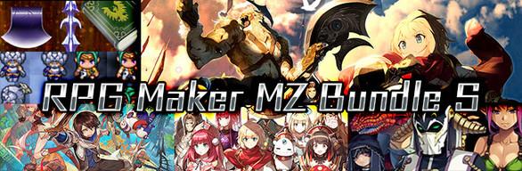 RPG Maker MZ Bundle S