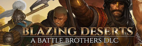 Blazing Deserts Supporter Edition