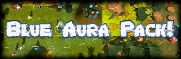 Blue Aura Pack