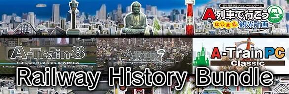 Railway History Bundle