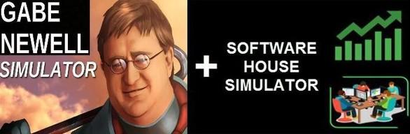 Gabe Simulator + Software House Simulator