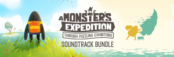 A Monster's Expedition - Game and Soundtrack Bundle