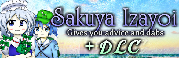 Sakuya Izayoi Gives You Advice And Dabs + Nitori Kawashiro Offers You Advice In Exchange For Cucumbers And Eats The Cucumbers