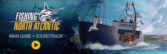 Fishing: North Atlantic Game + Soundtrack