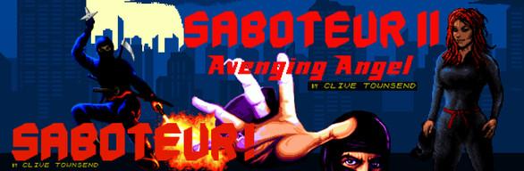 Saboteur - Complete Trilogy