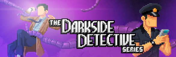 The Darkside Detective - Series Edition