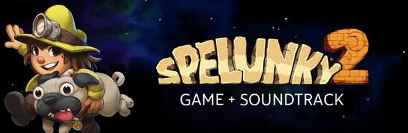 Spelunky 2 + Soundtrack Bundle