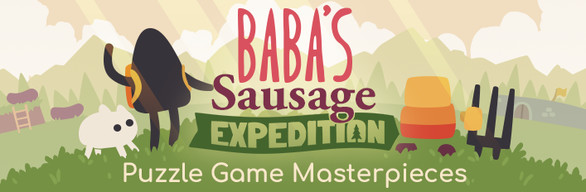 Baba's Sausage Expedition - Puzzle Game Masterpieces