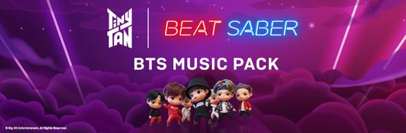 Beat Saber - BTS Music Pack