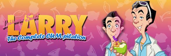 Leisure Suit Larry - THE COMPLETE CUM-PILATION