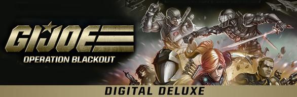G.I. Joe: Operation Blackout Digital Deluxe
