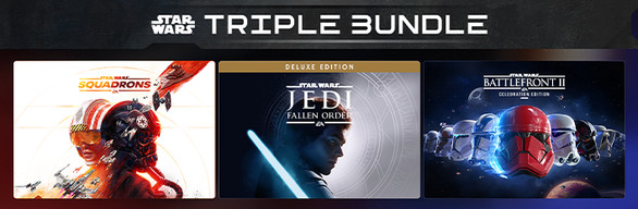 EA STAR WARS™ TRIPLE BUNDLE