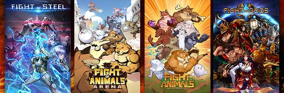 Digital Crafter Fighting game Bundle