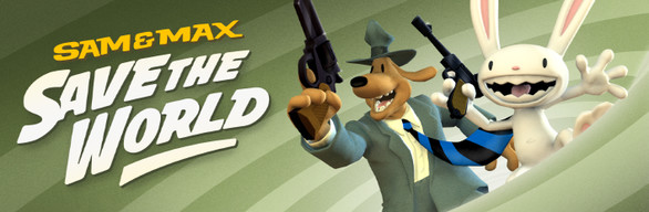 Sam & Max Save the World Game + Soundtrack