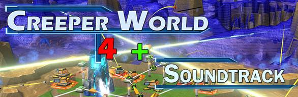 Creeper World 4 + Original Soundtrack Game Master Bundle