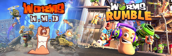 Worms Rumble In The Bundle