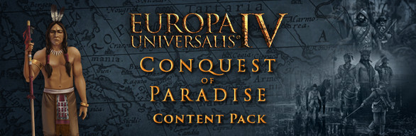 Europa Universalis IV: Conquest of Paradise Content Pack