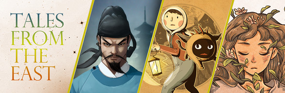 Tales From The East Bundle