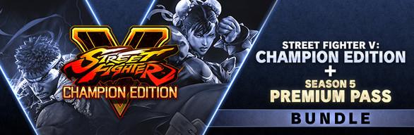 STREET FIGHTER V: CHAMPION EDITION + SEASON 5 PREMIUM PASS BUNDLE Torrent Download