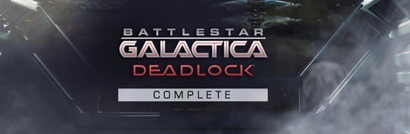 Battlestar Galactica Deadlock: Complete