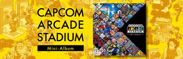 Capcom Arcade Stadium: Mini-Album