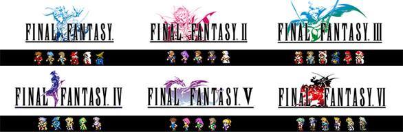 FINAL FANTASY I-VI Bundle