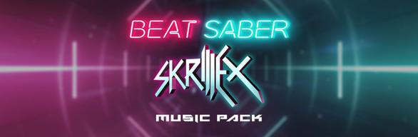 Beat Saber - Skrillex Music Pack